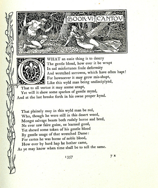 essay on spenser poem faerie queene Remaining within the tradition of narrating epic poetry, spenser writes the faerie queene with a (mostly) grand and elevated third person omniscient narrator who is.