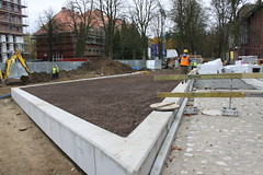 wall, roof, foundation, concrete, construction,