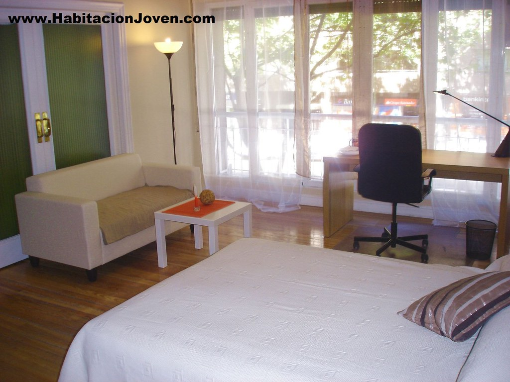Alquilar habitaci n madrid moncloa universidad pso for Alquiler habitacion plaza espana madrid
