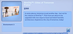 SimCity Cities of Tomorrow Poster