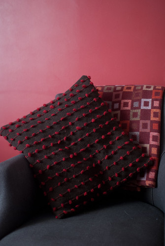 In situ: flat cushion inner