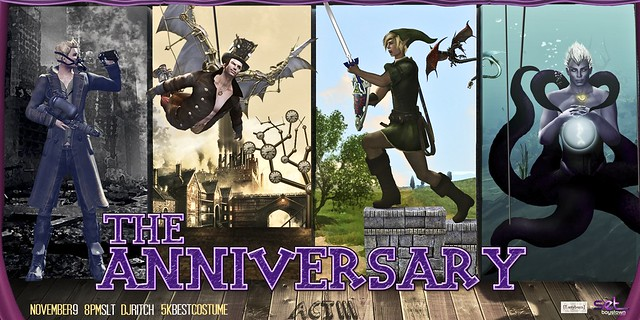 SET The Anniversary Act III Poster