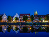 The old Hanseatic city of Lübeck, Germany ( Unesco world heritage) by Frans.Sellies