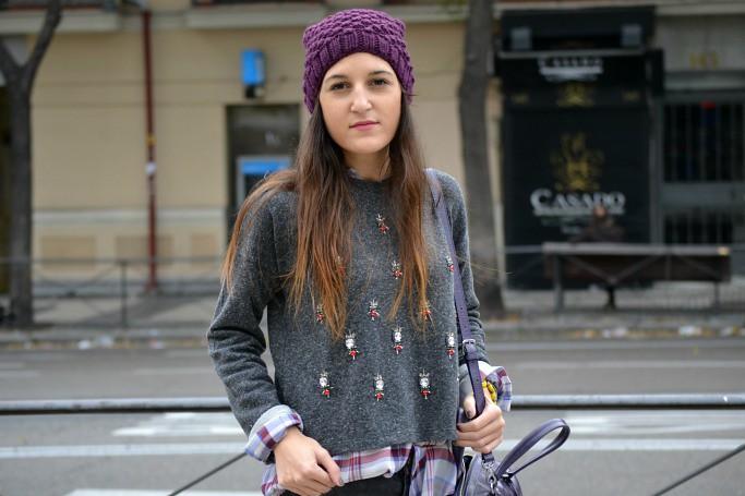 sweater bichos zara 8