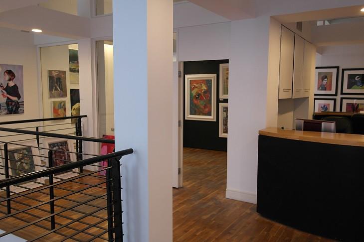 Art Gallery Inside