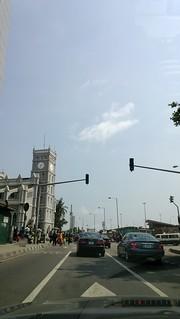 Downtown Lagos Island