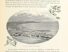 "British Library digitised image from page 447 of ""Le Monde pittoresque et monumental. L'Angleterre, l'Écosse et l'Irlande ... Cartes en couleur et ... gravures"""