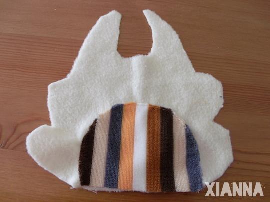 DIY kawaii rabbit