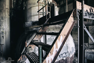 The Wyman Gordon Power Plant - Urbexing Abandoned Chicagoland