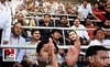 Rahul Gandhi at Wankhede stadium to watch Sachin's last innings 03 by pressbrief.in