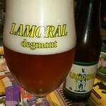 ベルギービール大好き!!ラモーラル・デグモン・トリプルLamoral Degmont Tripel