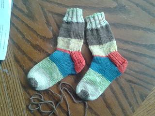 Nephew Socks #4