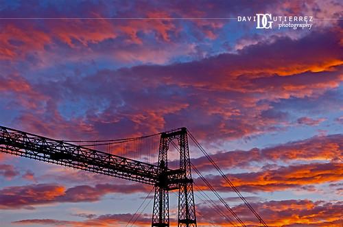 Sunset Bridge by david gutierrez [ www.davidgutierrez.co.uk ]