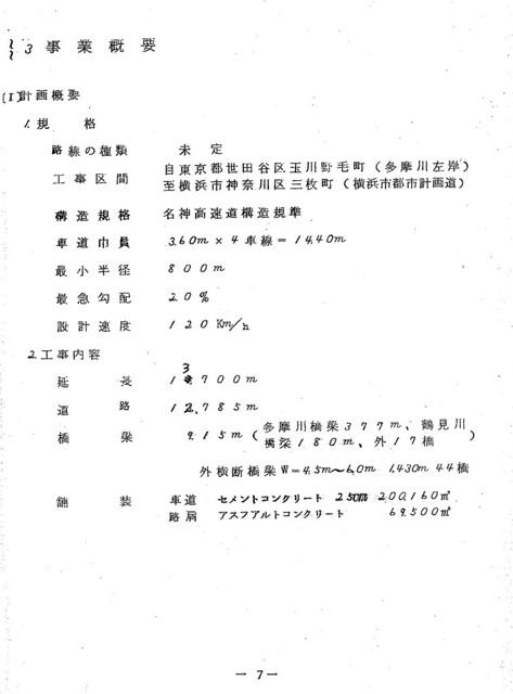 第三京浜調査報告-5