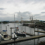 Port at Victoria