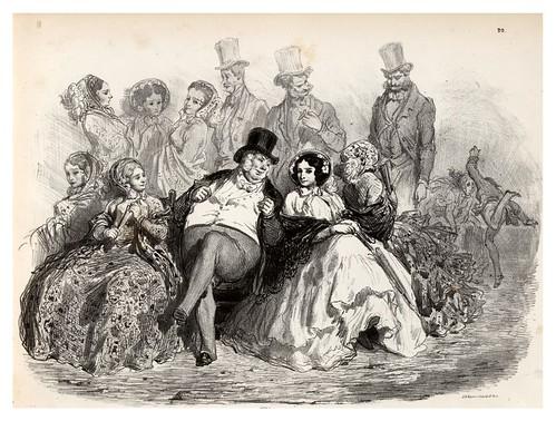 019-Panteras-La Ménagerie parisienne, par Gustave Doré -1854- Fuente gallica.bnf.fr-BNF