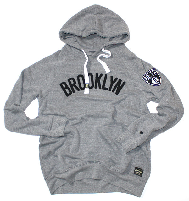 Sportiqe Black Label Brooklyn Nets Sweatshirt