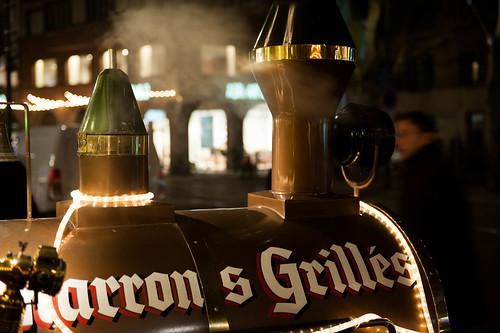 Marrons Grilles