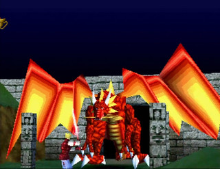 Retro Rush Week 2: Lucifer Ring