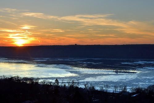 100th Anniversary Sunset