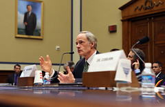 Tom Carper, United States Senator from the state of Delaware