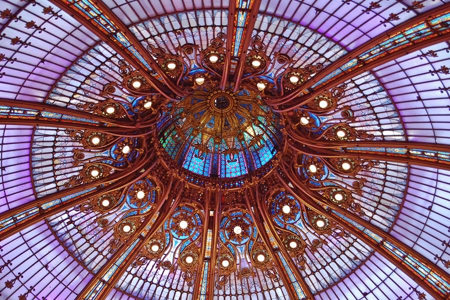 Sapin Galeries Lafayette (5)