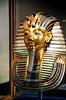 TUTANKHAMUN'S GOLDEN MASK, CAIRO MUSEUM