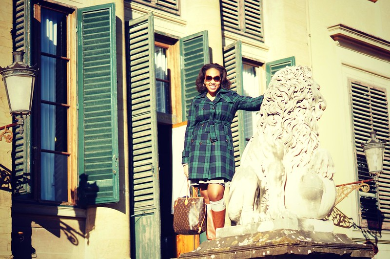 What I Wore In Florence1