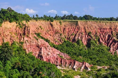 Gorges de Diosso, Congo