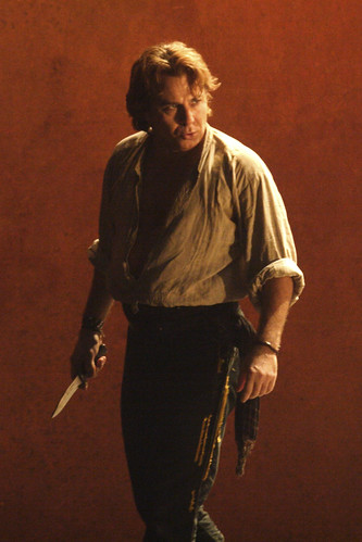 Roberto Alagna in action.