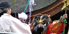 Setsubun at Taga Taisha Shrine Shiga