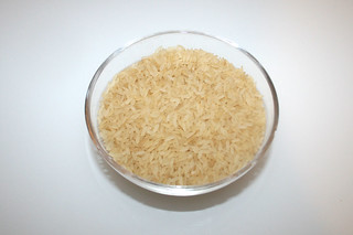 10 - Zutat Reis / Ingredient rice