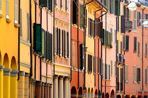 Colours of Bologna - Explore