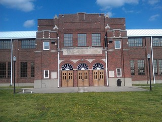Martinsville High School Gymnasium- Martinsville IN (2)