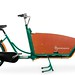 WorkCycles Kr8 Groen Oranje