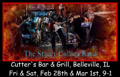 Stacey Collins Band 2-28, 3-1-14
