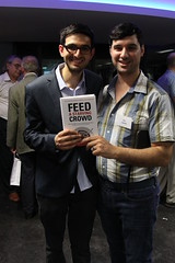Feed a Starving Crowd Book Launch