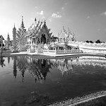 白庙, วัดร่องขุ่น, Wat Rong Khun