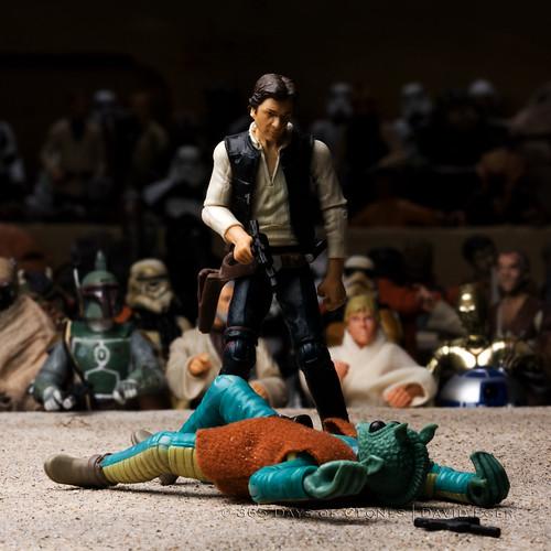 Han Shot First by egerbver