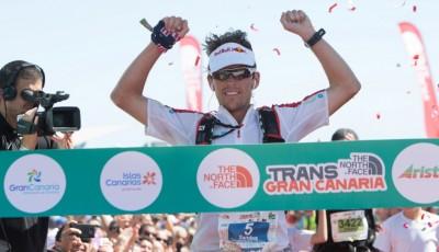 Jan Zemaník nejlepším Čechem na TransGranCanaria 125 km. Celkovým vítězem Sandes