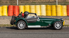 https://www.twin-loc.fr Lotus Super Seven - Circuit Paul Armagnac, Nogaro, France le 14 mars 2013 - Club ASA - Image Photo Picture