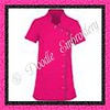 PR687 Lily Spa Tunic - Hot Pink