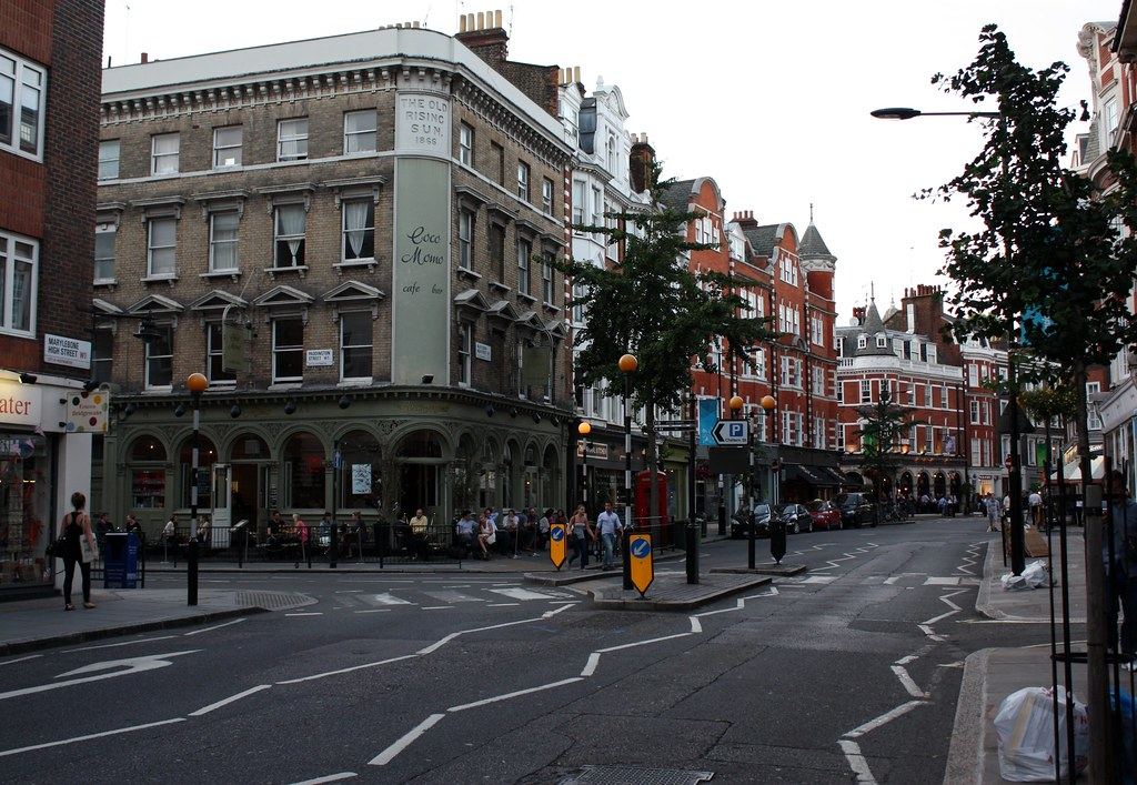 London: Marylebone High Street