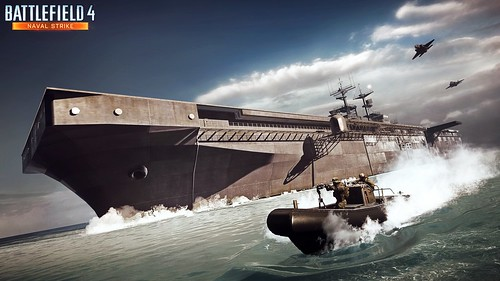 Battlefield 4 Naval Strike - Carrier Assault_WM