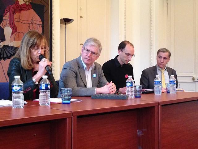 Conférence Les auteurs bientôt à poil (SGDL)