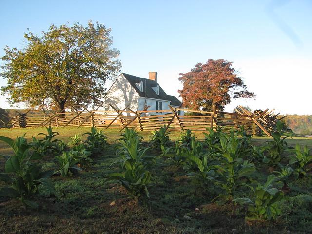 Overton-Hillsman Farm House Museum