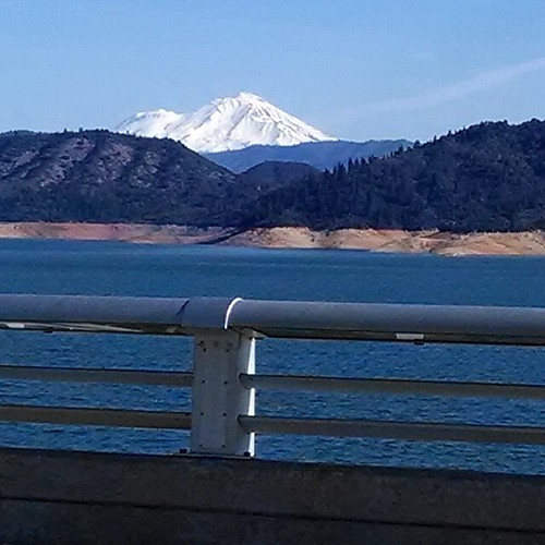 Lake Shasta: Elevation Of Shasta Lake, CA, USA