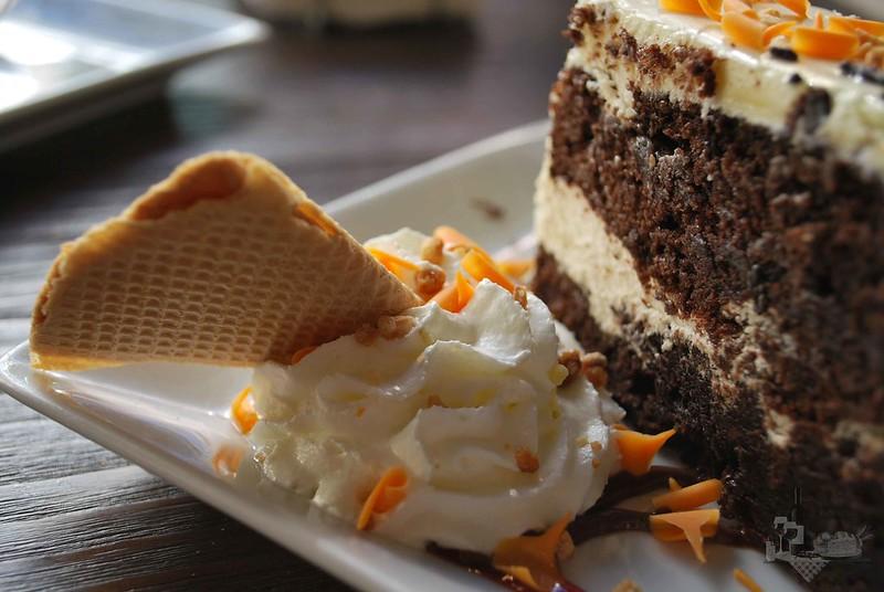 Tarta chocolate blanco
