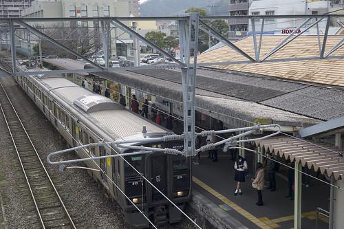 JA C2 14 021 福岡県糟屋郡 JR篠栗駅 M9P ST50 2.5#