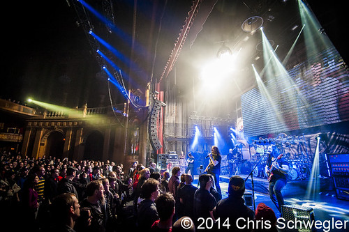 Dream Theater - 04-04-14 - An Evening With, The Fillmore, Detroit, MI